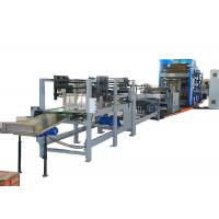 China Valve Sheet Pasting and Auto-Gluing Bottomer Machine with Big S Unit wholesale