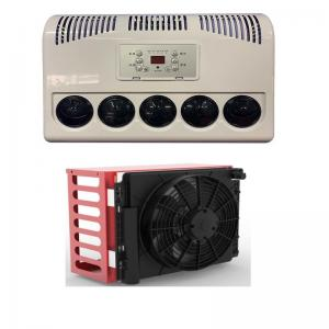 China Iron Shell 3000/1550 W Excavator Air Conditioner / Truck Cabin Air Conditioners wholesale