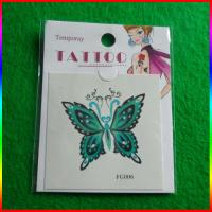 China Top Quality Temporary Tattoos Promotional Custom Temporary Tattoo wholesale