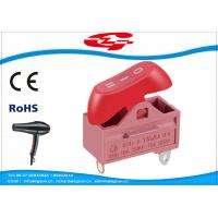 China Hair dryer 10A 250V ON OFF Electrical Rocker Switches KND-2-A2 CE Rohs approval wholesale