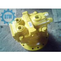 China CAT E320C E320D E320B Excavator Swing Motor Genuine Slewing motor SM220-11 wholesale