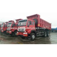 Buy cheap 25 Tons SWZ Heavy Duty Dump Truck ZZ3251M3641W With Sinotruk 290hp Euro2 Engine 11.00R20 Tyres from wholesalers