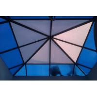 Buy cheap Roof Sheets Price Per Sheet/ Plastic Sheet/Hollow Polycarbonate Roofing Sheet from wholesalers