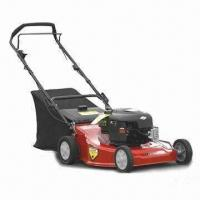 China Gasoline Lawn Mower with Cutting Height of 20 to 80mm, Compliant with CE and GS Marks wholesale