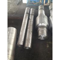 Industrial ASTM Heavy Steel Forgings Rudder Pole With Ship Rudder