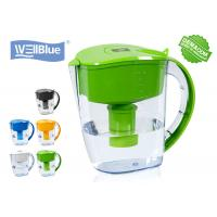 China 100% Recyclable Alkaline Water Pitcher Filter Removes Harmful Ingredients wholesale