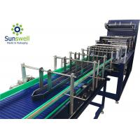 China Perfect Automatic Pallet Film Wrapping Machine , Shrink Packaging Machine on sale