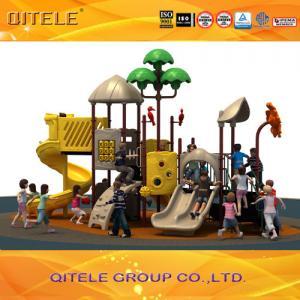 China New Children Outdoor Playground Type Plastic Playground Material Children Garden wholesale