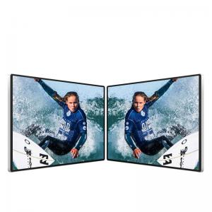 China Rohs Big Lcd Screen For Advertising 178 Degree Viewing 500 Cd/M2 wholesale