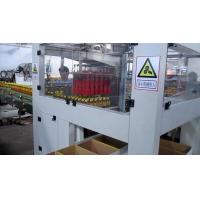 China High Efficiency Bottled Water Packaging Machine With Bottle Palletizer wholesale