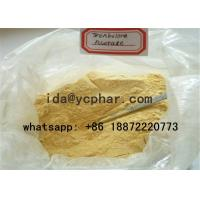 China High Purity Raw Steroid Powder Trenbolone Acetate Finaplix CAS 10161-34-9 wholesale