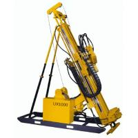 China 75KW Power High Performance UX1000 Underground Core Drill Rig  with NQ dirlling depth 760m wholesale
