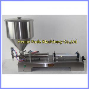 China peanut butter filling machine, liquid filling machine, shampoo filling machine wholesale