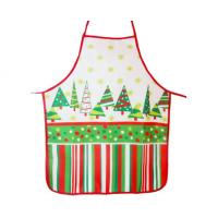 China Durable Lovely Custom Cooking Apron  , Cooking Aprons For Men Adjustable Neck Strap wholesale