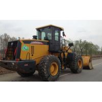 China EPA Engine Compact Wheel Loader High Tensile Unitary Frame Structured wholesale
