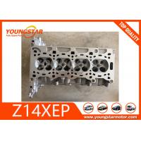 China Opel Z14XEP Engine Cylinder Head For 1.4 16V VAUXHALL 55355430 55 355 430 wholesale
