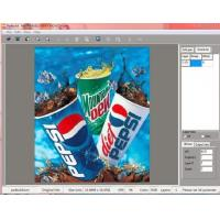 Buy cheap Animation 3d lenticular software for injekt lenticular printing and UV offset from wholesalers