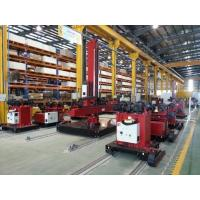 Buy cheap Land Wind Tower Steel Tube Tower Robust Structure Welding Column Boom With Trolley from wholesalers