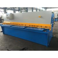 China Reliable performance Hydraulic Shearing Machine for cut steel plate 8 × 5000 wholesale