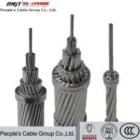 China Aluminium Conductor Steel Reinforced ACSR Conductor Sizes on sale