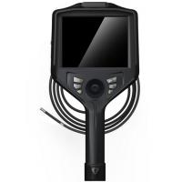 China 720P Infrared Thermal Borescope with Tungsten Braided Tube Flexible Articulation Control on sale
