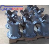 China 65QV-SP Spare parts Centrifugal Slurry Pump 44-200 mm Discharge size wholesale