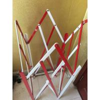 China Protecting Construction Metal Fence Accessories Folding Metal Traffic Barrier wholesale