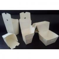 China One Time Use Paper Box For Noodle Packaging ,  Paper Box For Chinese Food wholesale