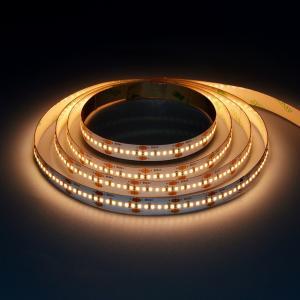 China 24VDC 2216 SMD Led Strip Tape Lights 300 LEDs / M Seamless Light Output High CRI90 CRI95 wholesale