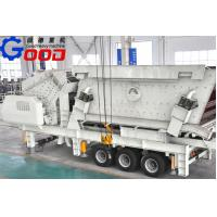 China mobile crushing  plant wholesale