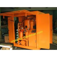 Buy cheap Mobile Transformer Oil Filtration Unit,Insulating Oil Purifier,Used Oil Recovery from wholesalers