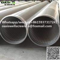 China stainless steel wire mesh screen filter cylinder/johnson v wire screen (China manufacture) wholesale