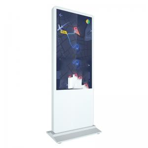 China ST-43 55'' Samsung Touch Screen Kiosk 16/9 2gb To 36gb For The Capacity wholesale