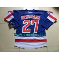 China nhl New York Rangers 27 Mcdonagh hockey jersey wholesale