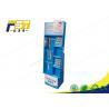 Buy cheap OEM Printed Logo Foldable Floor Paper Custom Cardboard Pop Display Stand from wholesalers