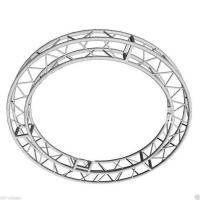 Quality Aluminum Circle Spigot Truss , Square Circular Truss For Display Decorate for sale