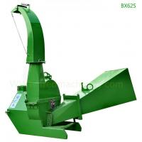 China Tractor Self Feeding Wood Chipper Shredder Machine With 6 Inches Chipping Capacity wholesale