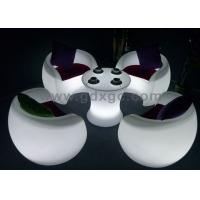 China Outside Light Up Plastic Chairs Glowing LED Bar Chairs for Meeting Room wholesale