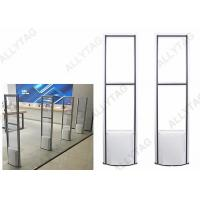 58KHz ABS Security Alarm Gates In Retail Stores 0 - 90%  Max Humidity Anti Interference