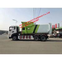 China Sinotruk Howo 336hp 16m3 Special Purpose Truck on sale
