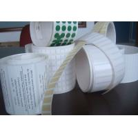 China White Paper Blank Shrink Sleeve Labels Customized Printed In Roll Printer Stickers wholesale