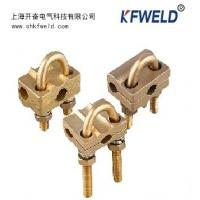 China Type GUV Rod to Cable Clamp, Copper material, Goodelectricconduction wholesale