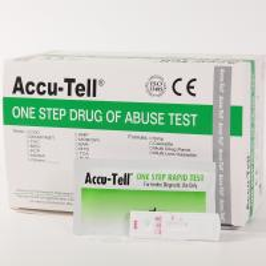 China Accu-Tell® Single Drug-of-Abuse Rapid Test Cassette/Strip (Urine) wholesale