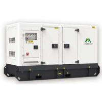 China Silent / Open Type Portable Diesel Generator 3 Phase 52kw 66kVA on sale
