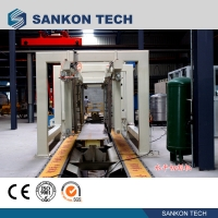 China SANKON Cross Cutting AAC Brick Machine For AAC Line wholesale
