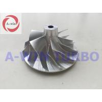 China GT22 733676 - 0003 Garrett Turbocharger Compressor Wheel for volkswage Volare w8 e W9 eletronico wholesale