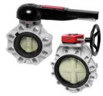 China manual lug type butterfly valve wholesale