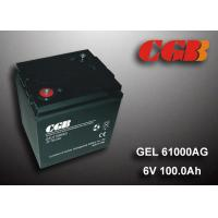 Buy cheap 6V 100AH GEL - AG Seires Sealed Lead Acid rechargeable Battery For UPS EPS from wholesalers