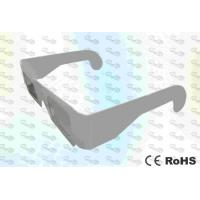 China Paper framed Linear polarized 3D Video Eyewear glasses  wholesale