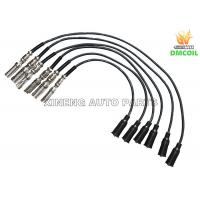 China Custom Plug Wires / Auto Spark Plug Wires Anti Interference For Volkswage Skoda Audi wholesale